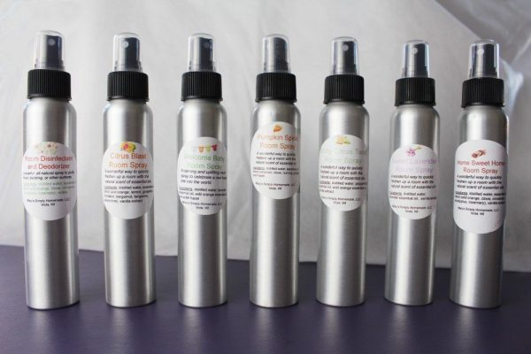 Organic Essential Oil Room Spray