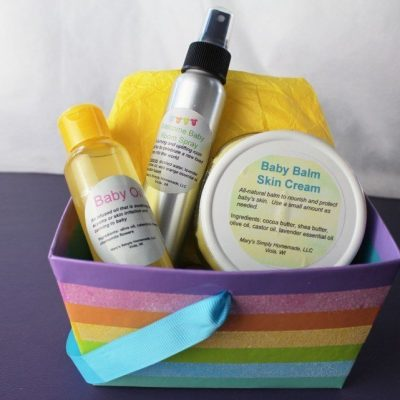 Organic Baby Products