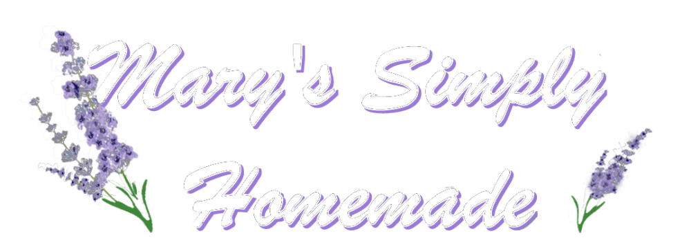 Mary's Simply Homemade