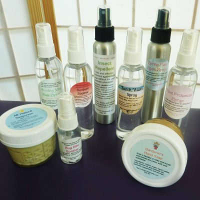 Spring & Summertime Products